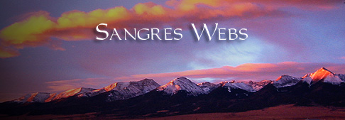 Sangres Webs: affordable site design, production, hosting, PC technical support and coaching